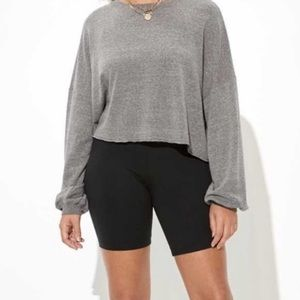 American Eagle comfy lounge sweater
